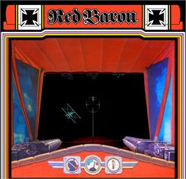 Artwork for Red Baron.
