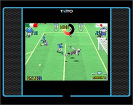 Artwork for Taito Power Goal.