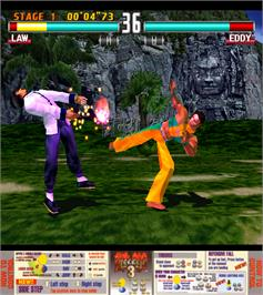 Artwork for Tekken 3.