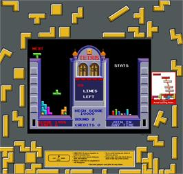 Artwork for Tetris.