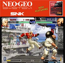 Artwork for The King of Fighters Special Edition 2004.