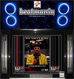 Artwork for beatmania.