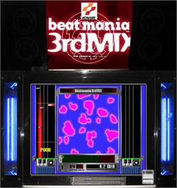 Artwork for beatmania 3rd MIX.