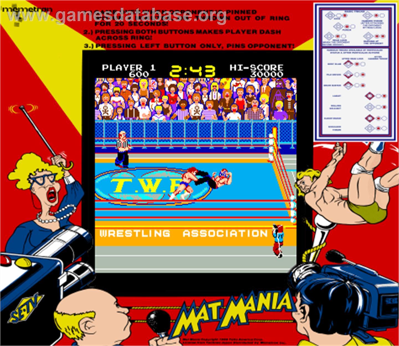 Mat Mania Arcade Games Database