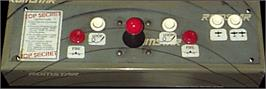 Arcade Control Panel for 1942.
