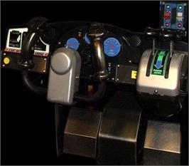 Arcade Control Panel for Airline Pilots Deluxe.