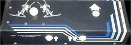 Arcade Control Panel for Alpine Ski.