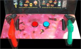 Arcade Control Panel for Area 51 / Maximum Force Duo v2.0.