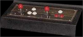 Arcade Control Panel for Atomic Punk.