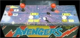 Arcade Control Panel for Avengers.