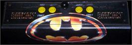 Arcade Control Panel for Batman.