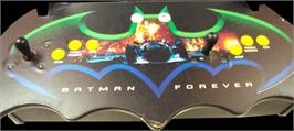 Arcade Control Panel for Batman Forever.