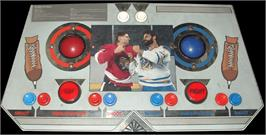 Arcade Control Panel for Blades of Steel.