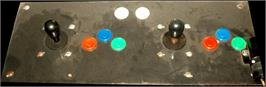 Arcade Control Panel for Brave Blade.