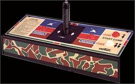 Arcade Control Panel for D-Day.