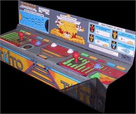 Arcade Control Panel for Darius II.