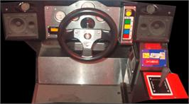 Arcade Control Panel for Daytona USA.