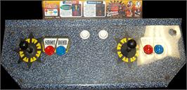 Arcade Control Panel for Dimahoo.