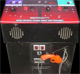 Arcade Control Panel for Duck Hunt.