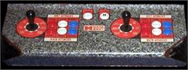 Arcade Control Panel for Fighter's History.