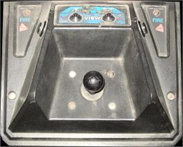 Arcade Control Panel for I, Robot.