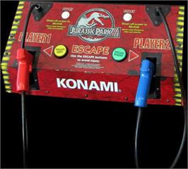 Arcade Control Panel for Jurassic Park 3.