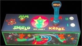 Arcade Control Panel for Kozmik Kroozr.