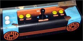 Arcade Control Panel for Kung-Fu Master.