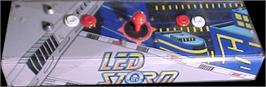 Arcade Control Panel for Led Storm.