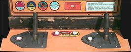 Arcade Control Panel for M-4.