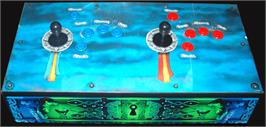 Arcade Control Panel for Mace: The Dark Age.