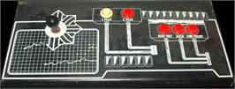 Arcade Control Panel for Mayday.