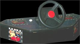 Arcade Control Panel for Mille Miglia 2: Great 1000 Miles Rally.