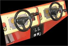 Arcade Control Panel for Power Wheels.
