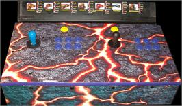 Arcade Control Panel for Primal Rage 2.