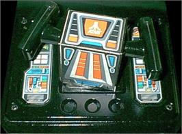 Arcade Control Panel for Return of the Jedi.