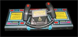 Arcade Control Panel for Road Blasters.
