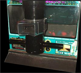 Arcade Control Panel for Sea Wolf.