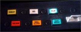 Arcade Control Panel for Skill Cherry '97.