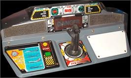 Arcade Control Panel for Sky Target.