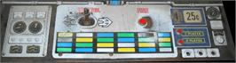 Arcade Control Panel for Space Attack.