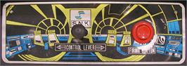 Arcade Control Panel for Space Empire.