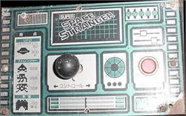Arcade Control Panel for Space Stranger.