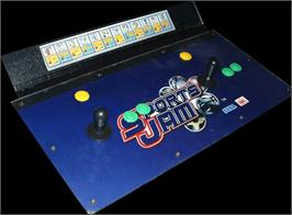 Arcade Control Panel for Sports Jam.