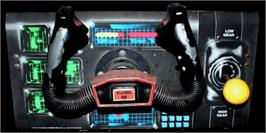 Arcade Control Panel for Spy Hunter.