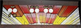 Arcade Control Panel for Star Castle.
