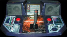 Arcade Control Panel for Star Wars Trilogy.