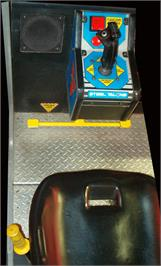 Arcade Control Panel for Steel Talons.