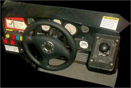Arcade Control Panel for Super GT 24h.