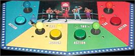 Arcade Control Panel for The Main Event.